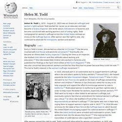 Helen M. Todd