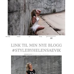 HelenSaevikFashionBlog - Helen Saevik`s Fashion Blog