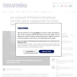 Helena Bonham Carter : le sextoy, son remède à la crise sanitaire