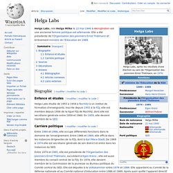Helga Labs