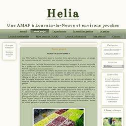 Helia: Notre projet