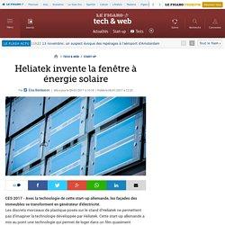 09/01/17 - La fenêtre à énergie solaire
