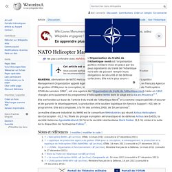 NATO Helicopter Management Agency