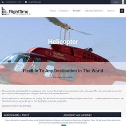 Helicopter Hire, Helicopter Rental