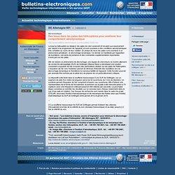 2013/02/14> BE Allemagne601> Des trous dans les pales des hélicoptères pour améliorer leur comportement aérodynamique