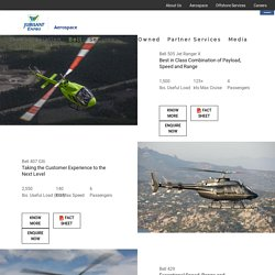 Helicopters suppliers in India