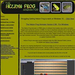 Helium Frog