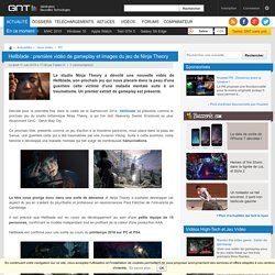Hellblade : première vidéo de gameplay et images du jeu de Ninja Theory
