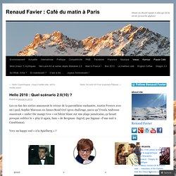 Bon 2.0(10) de Renaud Café du matin à Paris