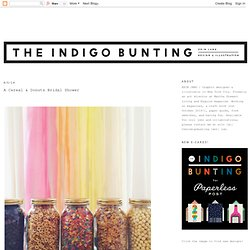 Hello | The Indigo Bunting