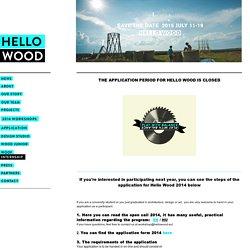 Hello Wood's Portfolio