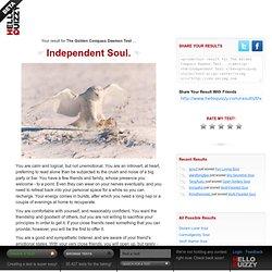 Independent Soul.