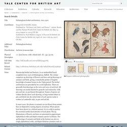 Helmingham herbal and bestiary,