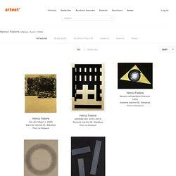 Helmut Federle on artnet