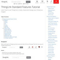 ThingLink Tutorial