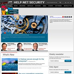 Help Net Security