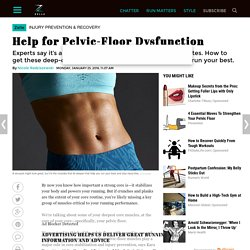 Help for Pelvic-Floor Dysfunction
