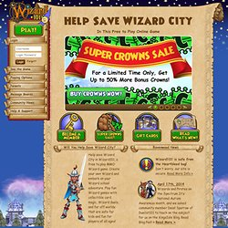 Wizard Creator | Make Your Wizard and Play for Free!