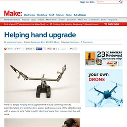 Online : Helping hand upgrade
