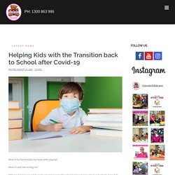6 Steps to Help Kids Back to School after COVID-19 Pandemic