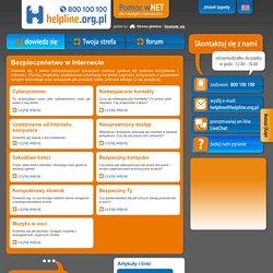 Helpline.org.pl / Dowiedz się