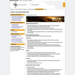 Helsingin yliopisto - Seismologian laitos