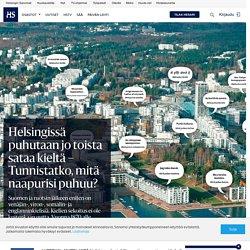 Helsingissä puhutaan jo toista sataa kieltä – Tunnistatko, mitä naapurisi puhuu?