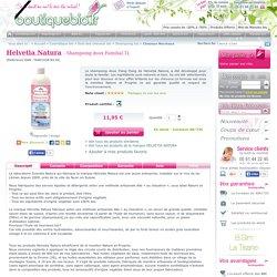 Helvetia Natura - Shampoing doux Familial 1L - Boutique bio