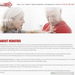 Hematrix for Hospitals