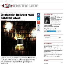 Hémisphère gauche - Déconstruction d'un livre qui voulait libérer notre cerveau - Libération.fr