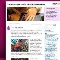 Lustfyllt lärande med iPads i förskola & skola