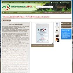 Granules Hémostatique / Antihémorragique / Célox