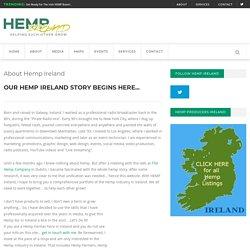 About Hemp Ireland