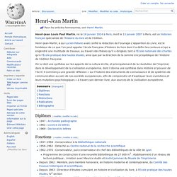Henri-Jean Martin