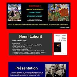 Henri Laborit, vie et oeuvre