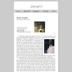 Henry Casselli Biography