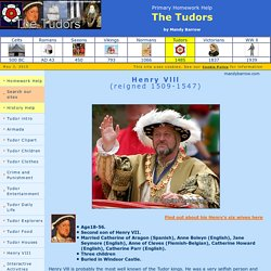 Henry Vlll - Tudor king