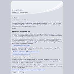 12historyrelieflesson - henryjones