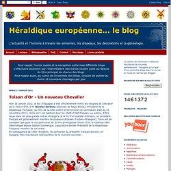 Héraldique européenne... le blog: 17 janv. 2012