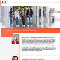 BJK - Digitale Medien - Ambivalente Entwicklungen und neue Herausforderungen in der Kinder- und Jugendhilfe