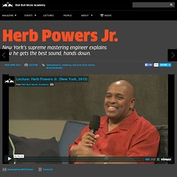 Herb Powers Jr.