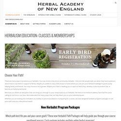 Herbalism Education: Classes & Memberships at the Herbal Academy