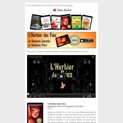 L'Herbier des fées - livre numérique enrichi