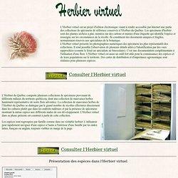 Herbier virtuel