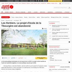 Les Herbiers. Le projet d'école de la Tibourgère est abandonné