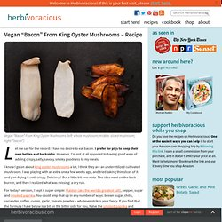 Vegan or Modifiable - Fine Vegetarian Recipes and Reviews