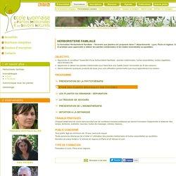 Ecole Lyonnaise de Plantes Médicinales (ELPM) - Savoir constituer une herboristerie familiale : plantes médicinales, huiles essentielles, sirops, baumes, tisanes, eaux florales