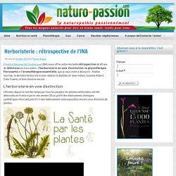 Herboristerie : rétrospective de l'INA