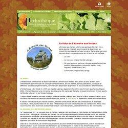 Herbothèque – L'Armoire aux Herbes