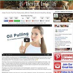 Herbs-info Blog
